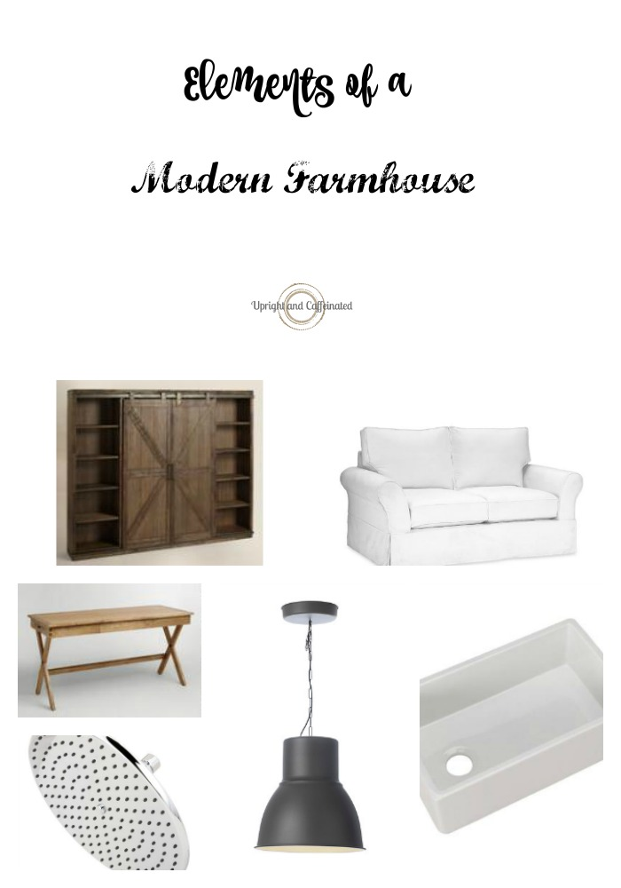 Modern Farmhouse Elements to include in a new home