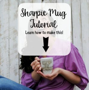 The most comprehensive Sharpie Mug tutorial out there. Learn how to make your own Sharpie Mug!