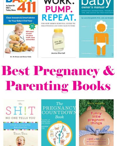 Best Pregnancy and Parenting Books