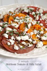This is one of the best side dishes for a summer picnic! Always a crowd pleaser.