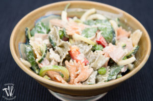 Another wonderful pasta salad that would be a hit at your next picnic. This is one of the best side dishes!