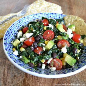 This is one of the best side dishes for any gathering! Bring this salad next time you head to a potluck!