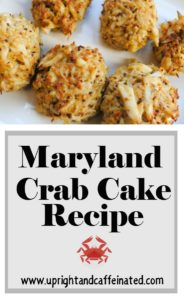 This is the best and most authentic Maryland crab cake recipe out there. Click to see the full recipe.