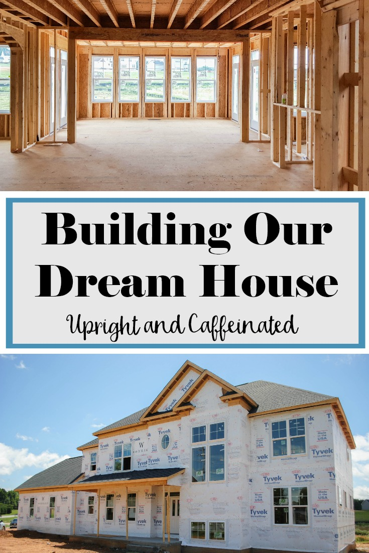 Click to visit and see our new house design! We are building our dream home!