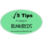 Five Tips For Buying Bunk Beds