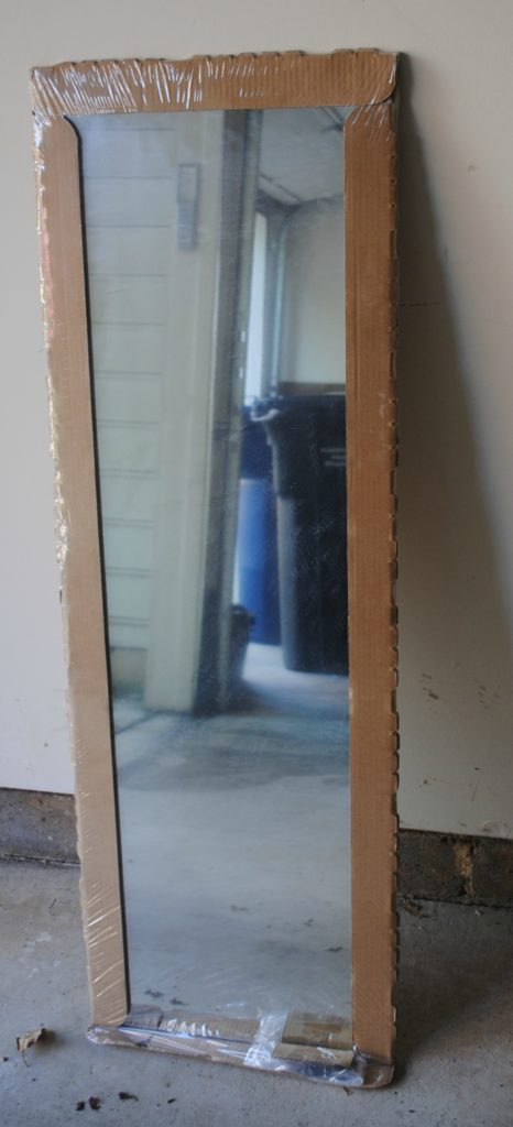IKEA Hack MINDE Mirror