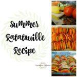Summer Ratatouille Recipe