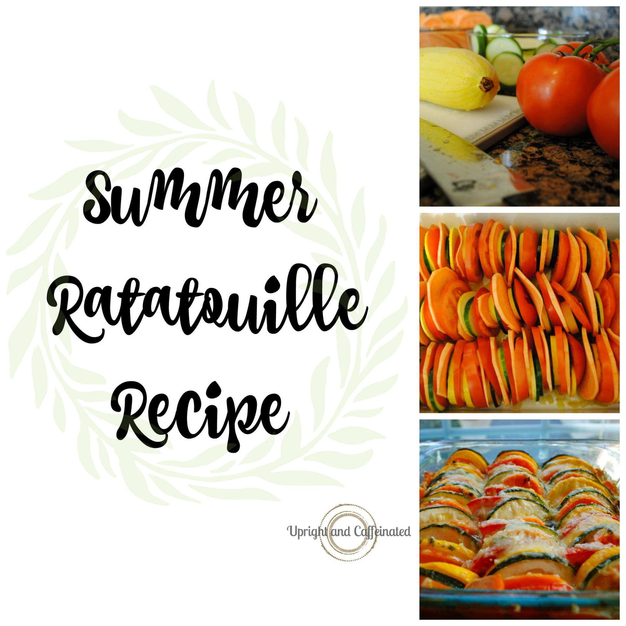 Summer Ratatouille