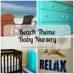 Beach Theme Baby Nursery