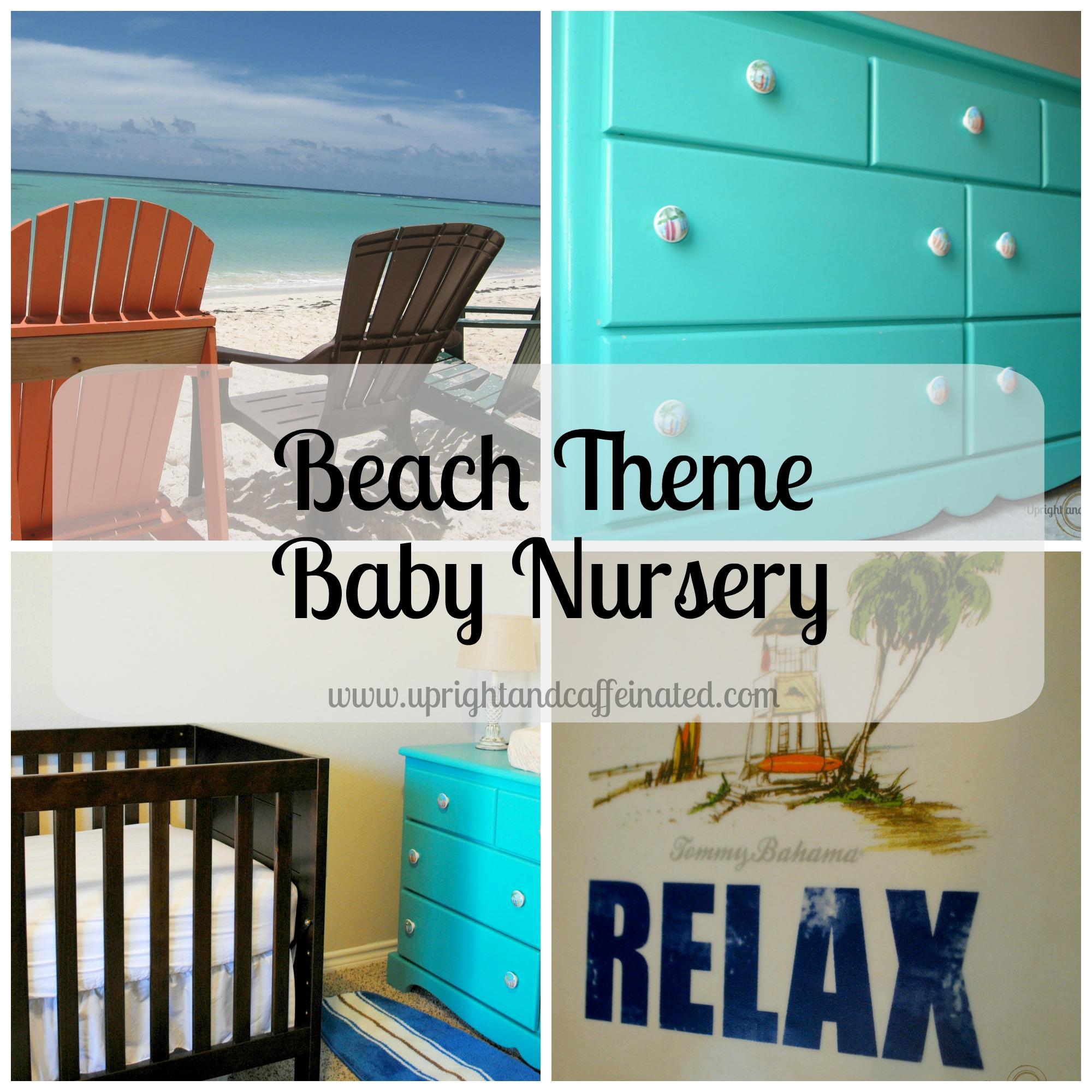 Beach Theme Baby Nursery
