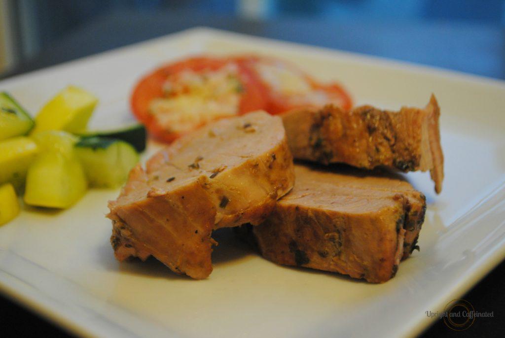 Fully Cooked Roasted Pork Tenderloin
