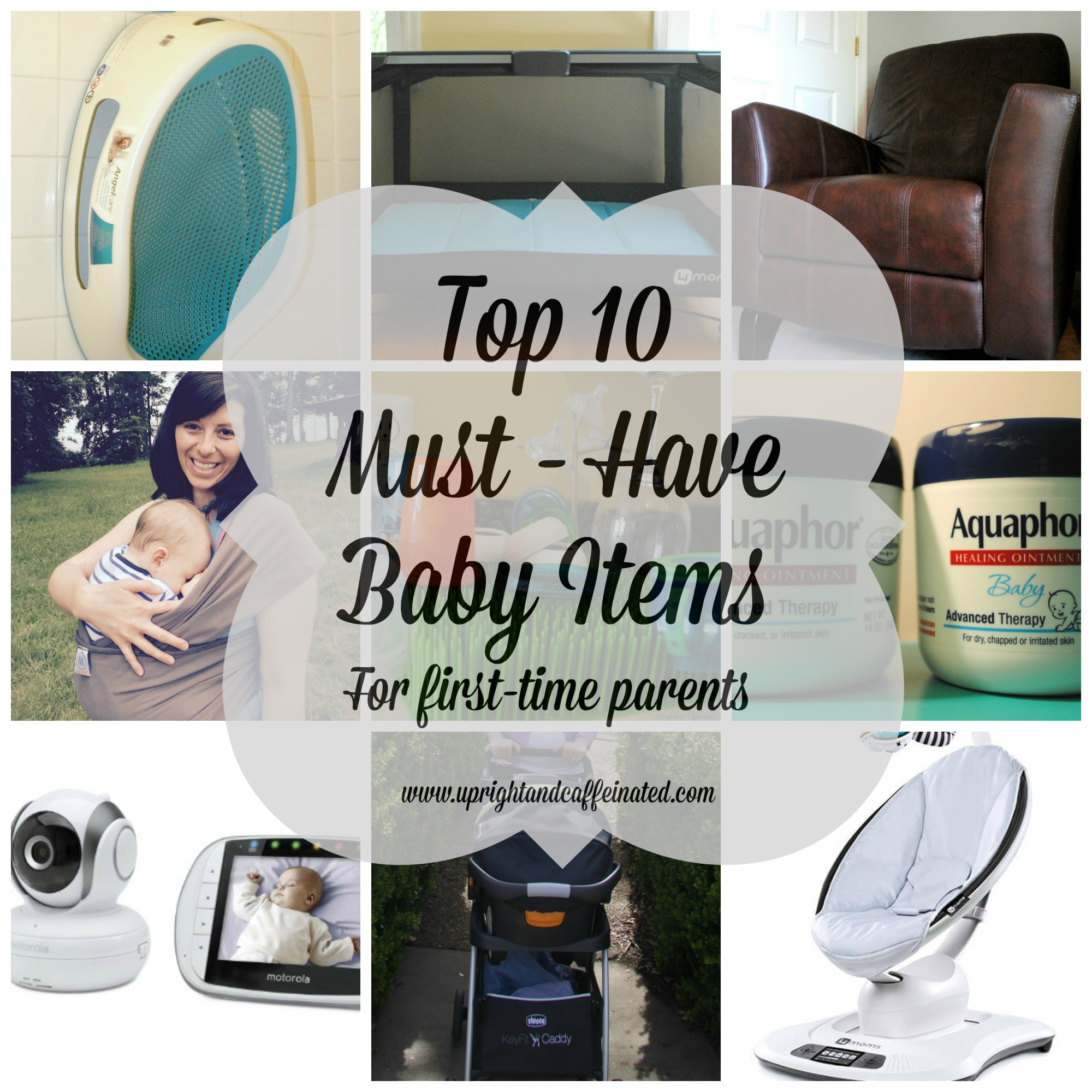 Top 10 Baby Items: Must-Haves For First Time Parents