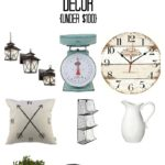 Modern Farmhouse Decor Under One Hundred Dollars