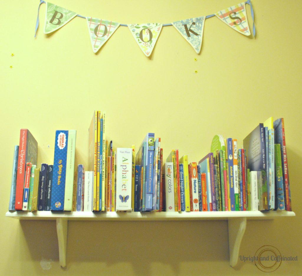 12 brilliant diy bookshelves revedecor wall shelves for for Cool cheap bookshelves