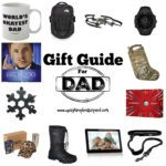 Need gift ideas for Dad? Check out this Gift Guide for Dad by Upright and Caffeinated.