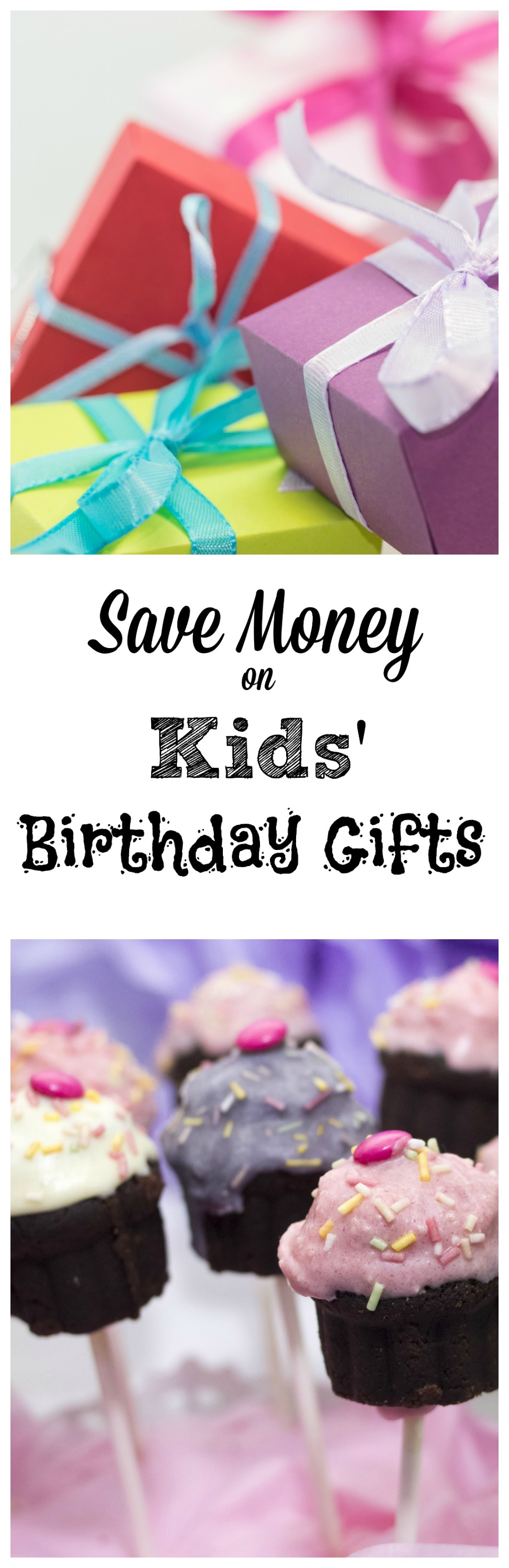 Save Money on Kids' Birthday Gifts