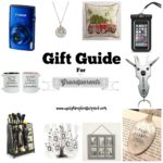 Looking for a gift for Grandma or Grandpa? I have a great holiday gift guide you don't want to miss!