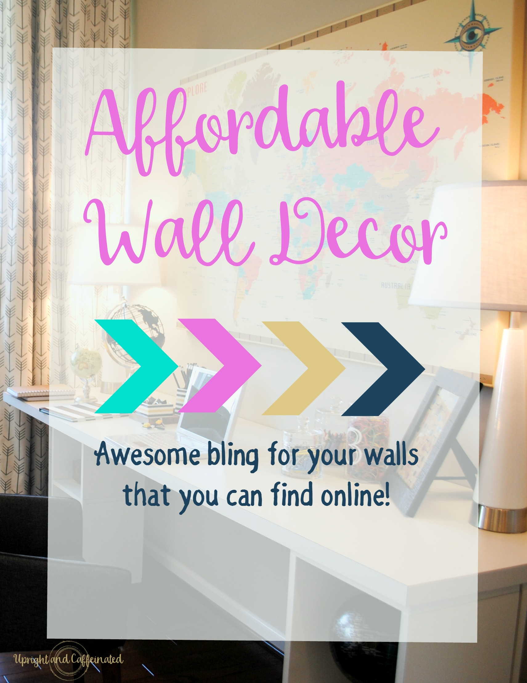 Excellent resource for affordable wall decor you can find online.