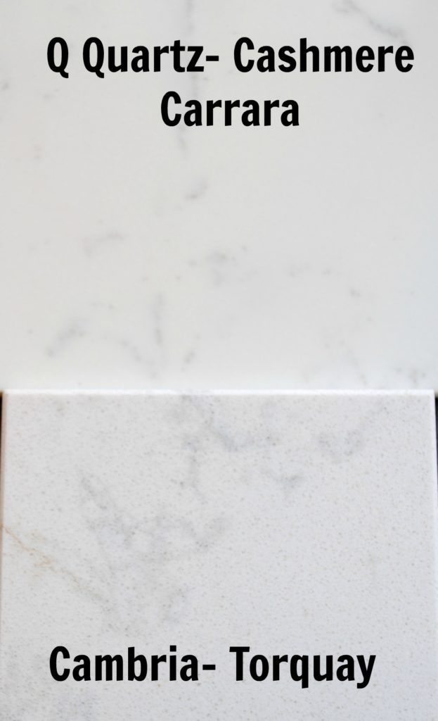 Greatest Quartz Vs. Granite Counter Tops - Upright and Caffeinated BR56