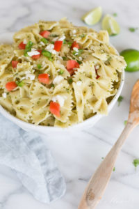 If you love pasta salad, this is one of the best side dishes. Always a hit at picnics and pot lucks!