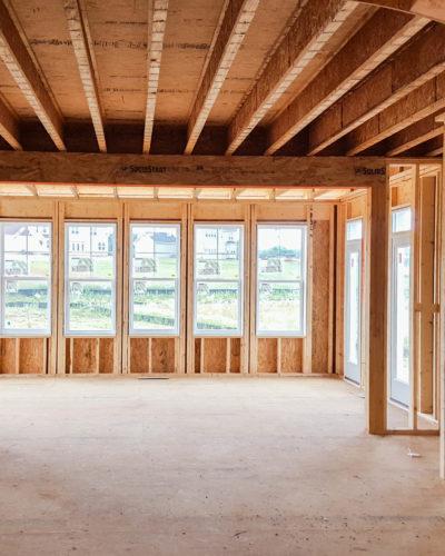 Sneak Peek- Our New House Design