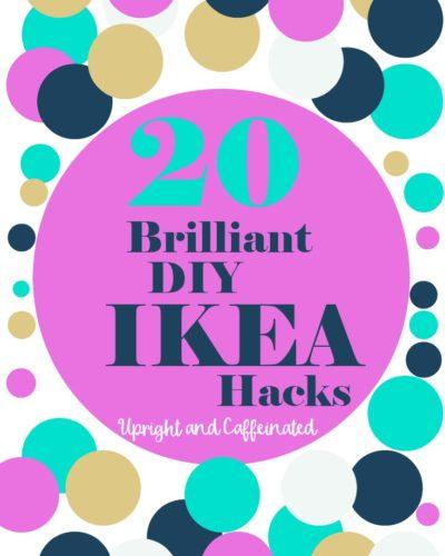 20 Brilliant DIY IKEA Hacks