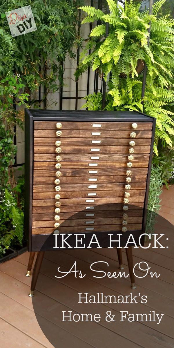 Mini Cassettiera Ikea Moppe.20 Brilliant Diy Ikea Hacks Upright And Caffeinated