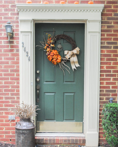 DIY Fall Decor on a Budget