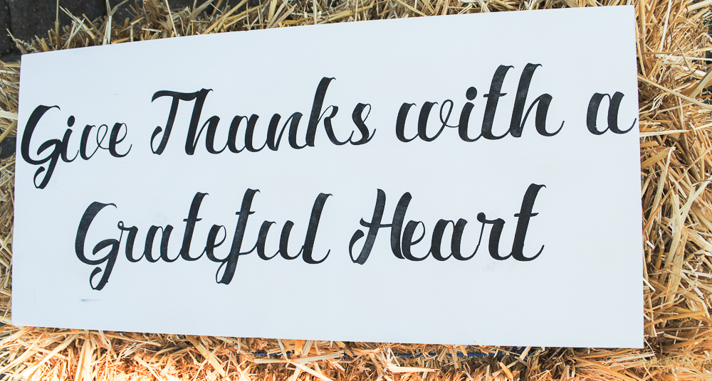 With a cricut explore air 2 you can make a farmhouse sign for any occasion!