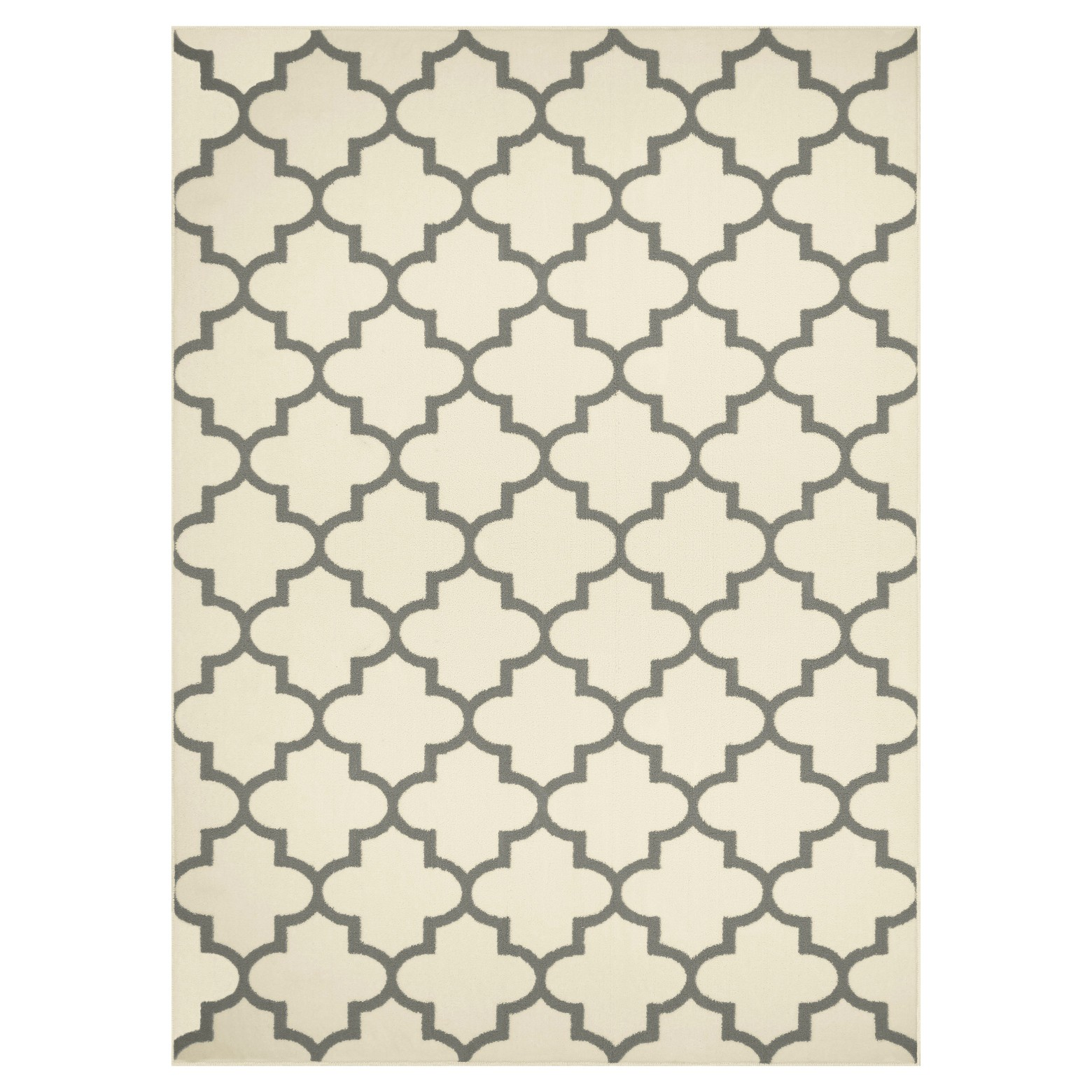 This is one of my favorite 8 x 10 area rugs from Target!