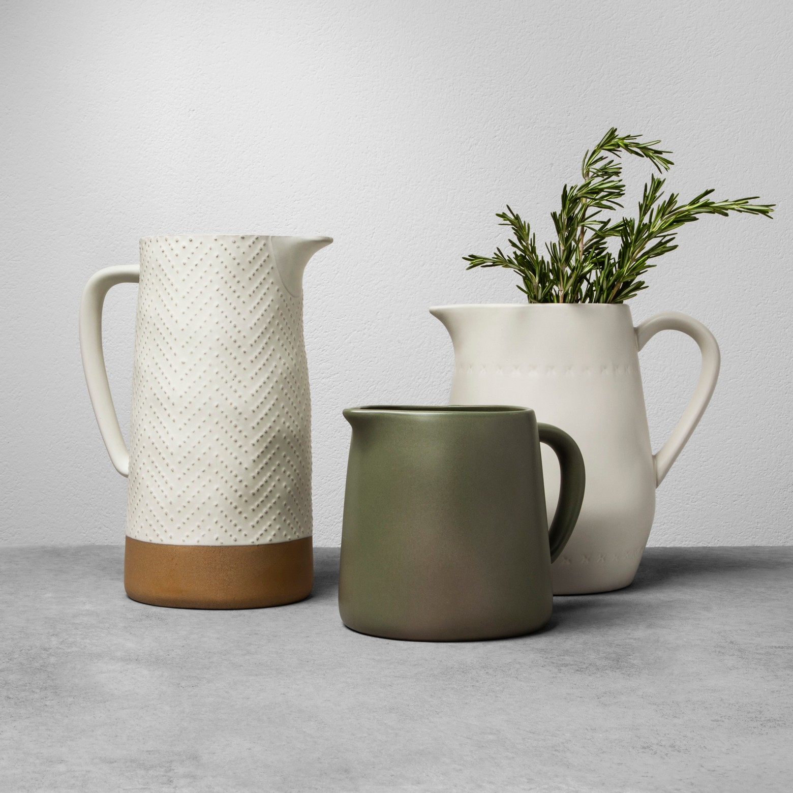 Stoneware Pitcher {Hearth and Hand with Magnolia}