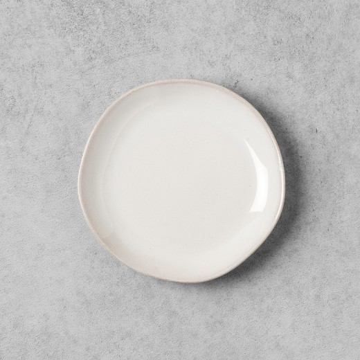 Stoneware plate {Hearth and Hand with Magnolia}
