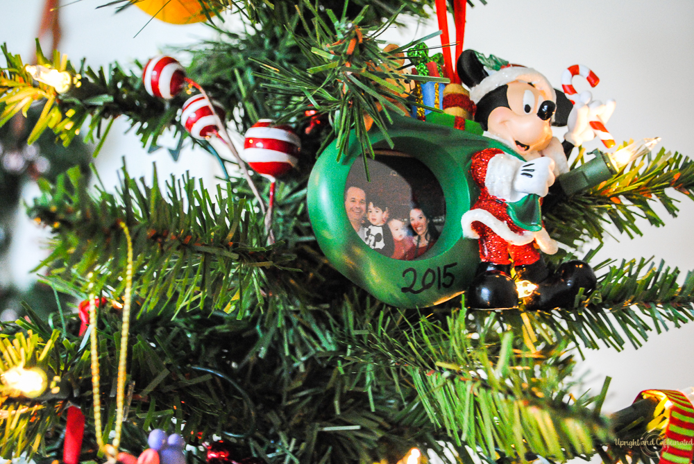 disney souvenirs make great christmas tree decorations