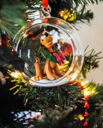 disney christmas tree decorations - Mickey Mouse Christmas Tree Decorations