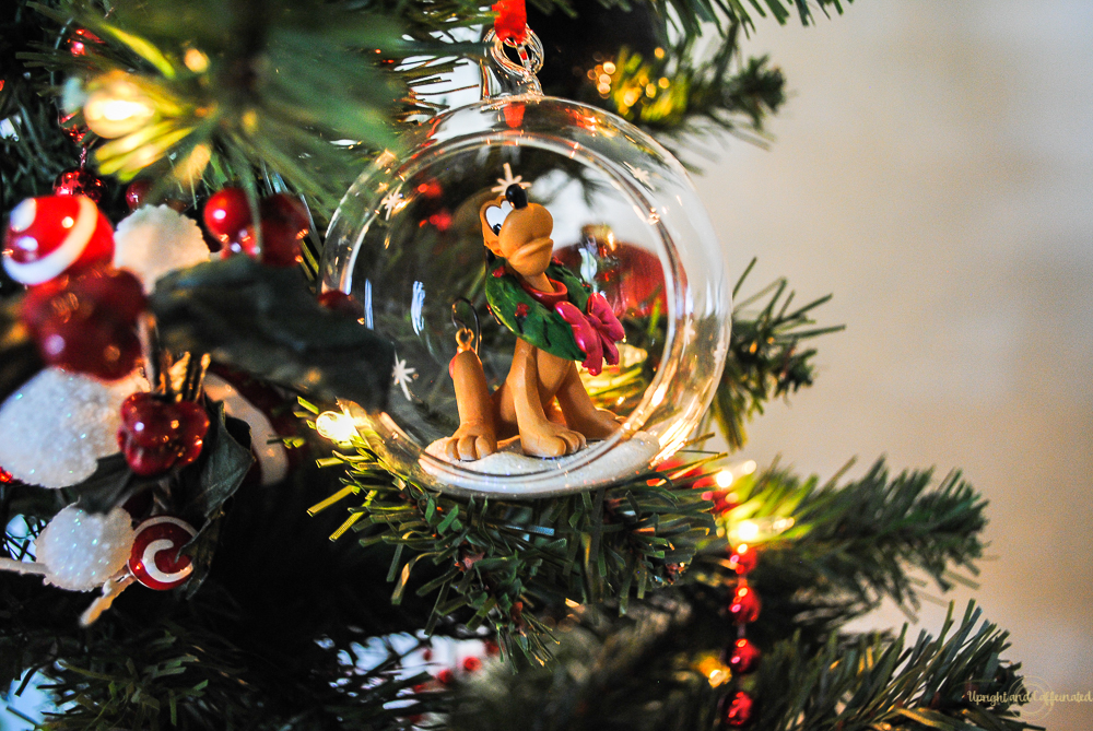 Disney Christmas Tree Decorations
