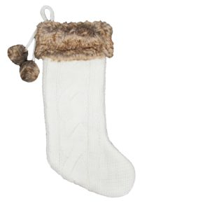 This beautiful Christmas Stocking is less than $20.