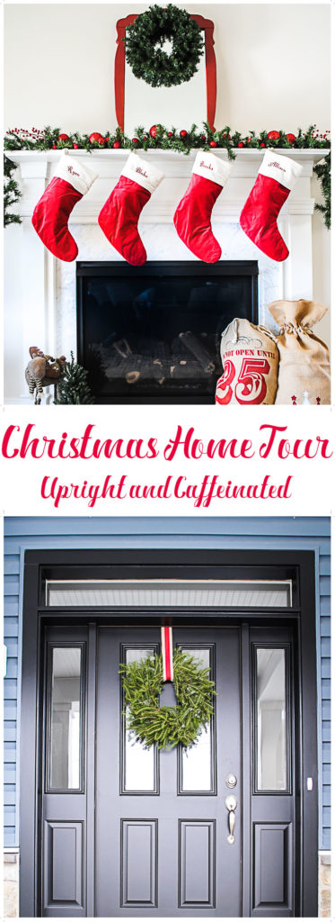 Check out my Christmas home tour!