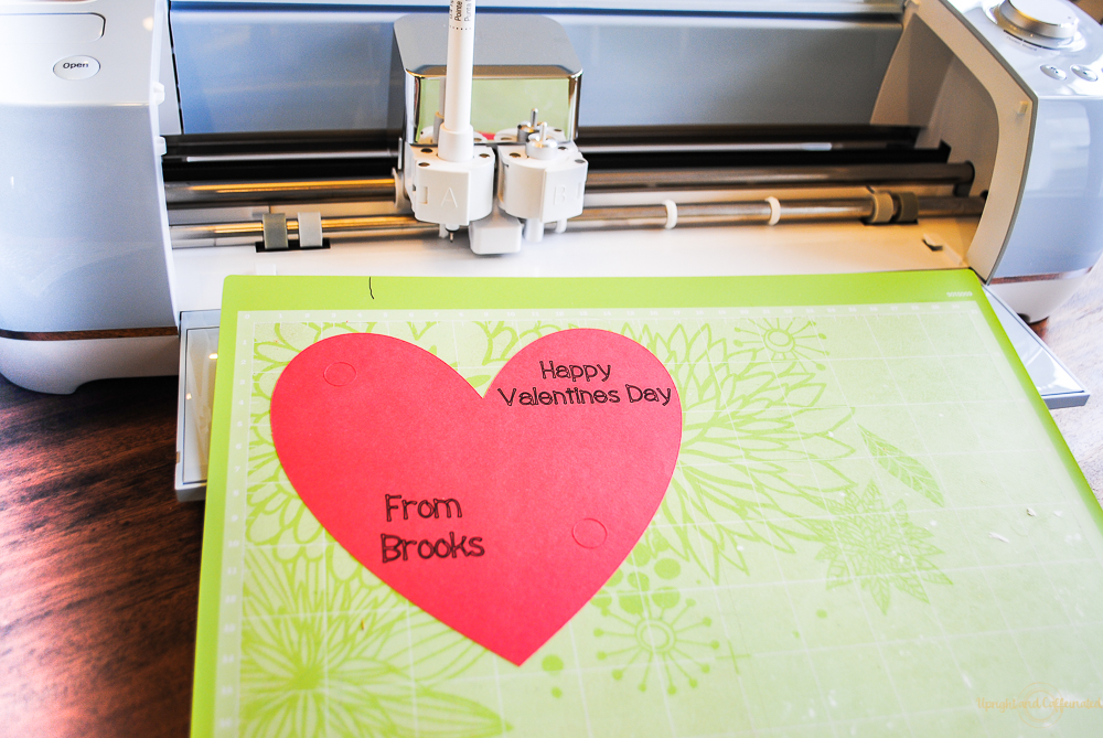 Diy Valentines Cards Upright And Caffeinated