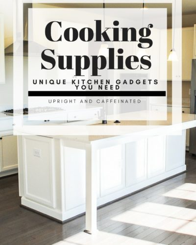 Unique Cooking Supplies You NEED