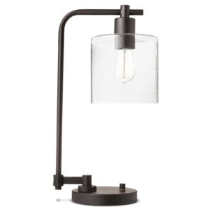 This would be a perfect nightstand lamp and it is under fifty dollars!