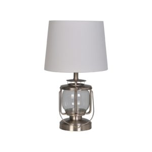 This is such a pretty nightstand lamp