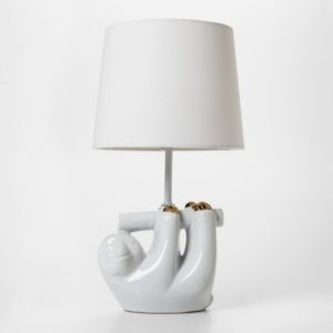 It is a sloth nightstand lamp. Do I need to say more?