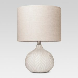 Beautiful nightstand lamp