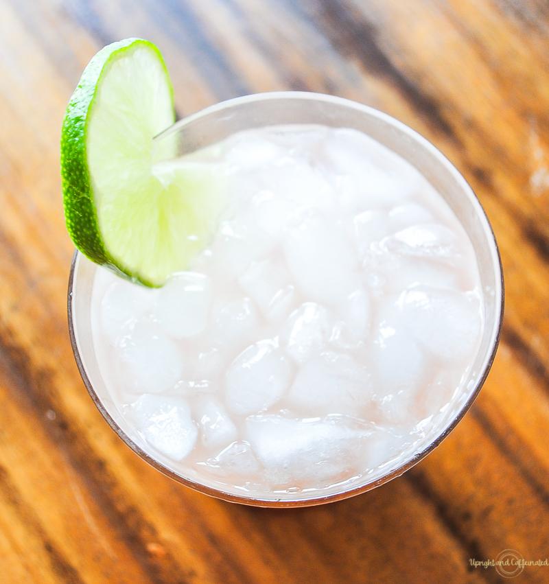 Make this yummy summer cocktail using grapefruit vodka!