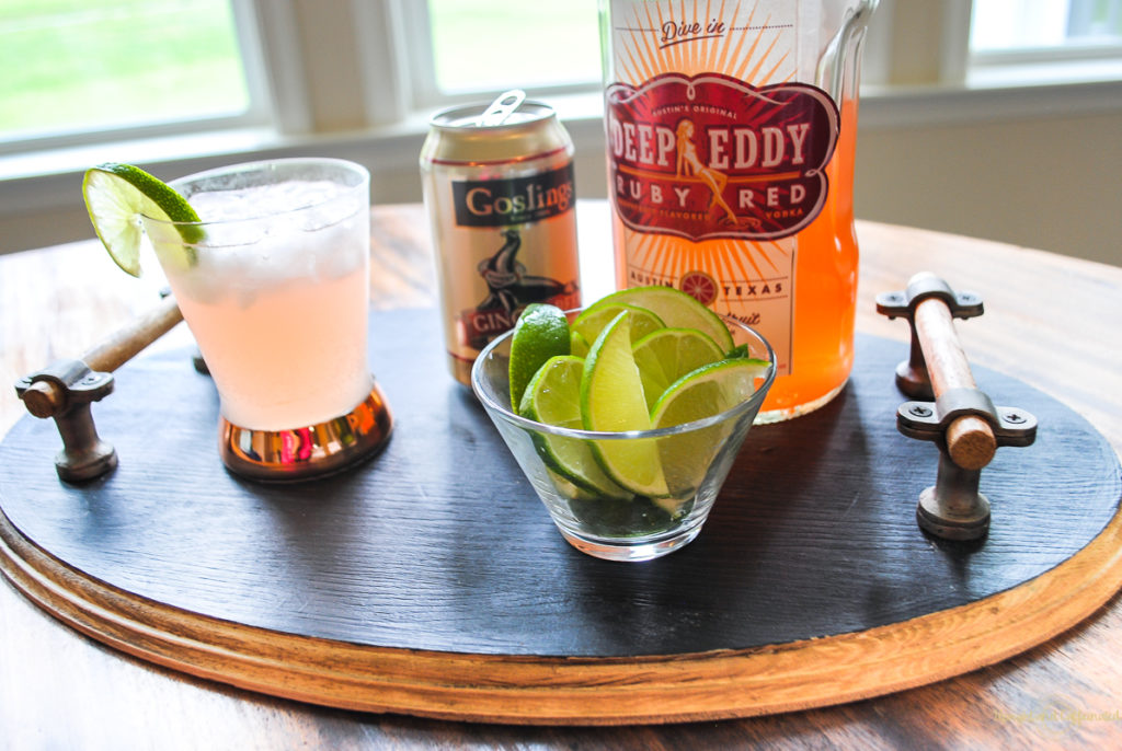Looking for a grapefruit vodka recipe, this cocktail is my absolute favorite!